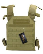 Spartan Plate Carrier - Coyote